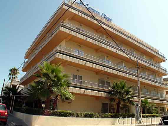 Hotel BQ Carmen Playa - Playa de Palma, El Arenal, Mallorca ( Urlaub, Reisen, Lastminute-Reisen, Pauschalreisen )
