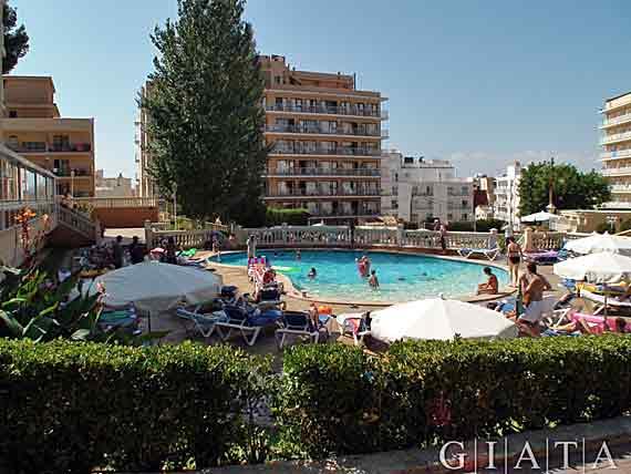 Hotel palma bay club s 39 arenal mallorca spanien for Design hotel mallorca last minute