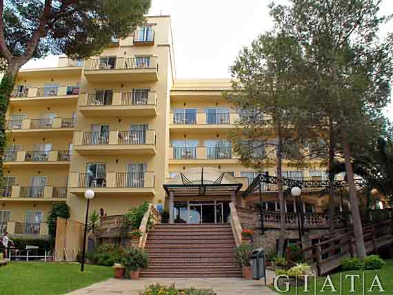 Hotel Costa Verde - El Arenal (S Arenal), Playa de Palma, Mallorca ( Urlaub, Reisen, Pauschalreisen, Last Minute Reisen )