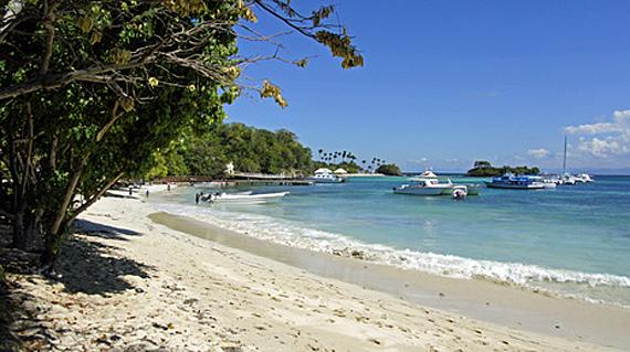 Samana: Insel Cayo-Levantado, Dominikanische Republik, Dom Rep ( Urlaub, Reisen, Lastminute-Reisen, Pauschalreisen )