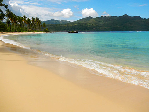 Samana: Rincon-Beach, Dominikanische Republik, Dom Rep ( Urlaub, Reisen, Lastminute-Reisen, Pauschalreisen )