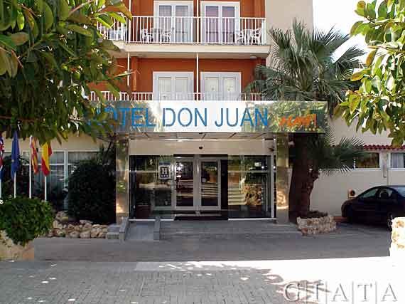 Hipotels Don Juan, Cala Millor, Mallorca ( Urlaub, Reisen, Lastminute-Reisen, Pauschalreisen )