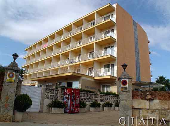 Hotel Don Miguel - Playa de Palma, Las Maravillas, Mallorca ( Urlaub, Reisen, Lastminute-Reisen, Pauschalreisen )