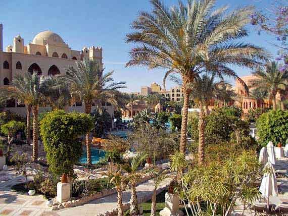 Makadi Palace - Makadi, Hurghada, Ägypten ( Urlaub, Reisen, Pauschalreisen, Last Minute Reisen )