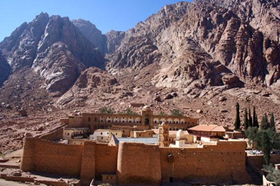 Ägypten, Berg Sinai - Kloster St. Katharina ( Urlaub, Reisen, Lastminute-Reisen, Pauschalreisen )