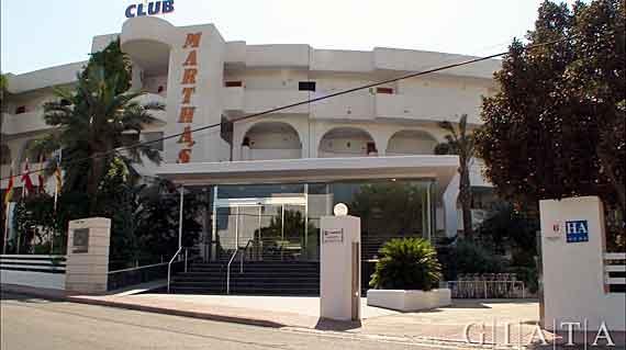Aparthotel Club Marthas  - Cala d`Or, Mallorca ( Urlaub, Reisen, Lastminute-Reisen, Pauschalreisen )