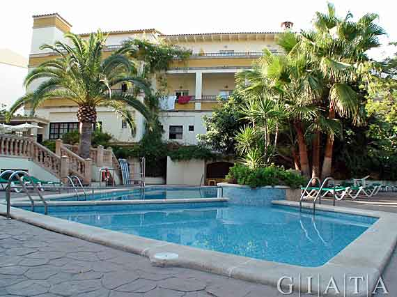 Aparthotel Flor Los Almendros - Paguera (Peguera), Mallorca ( Urlaub, Reisen, Lastminute-Reisen, Pauschalreisen )