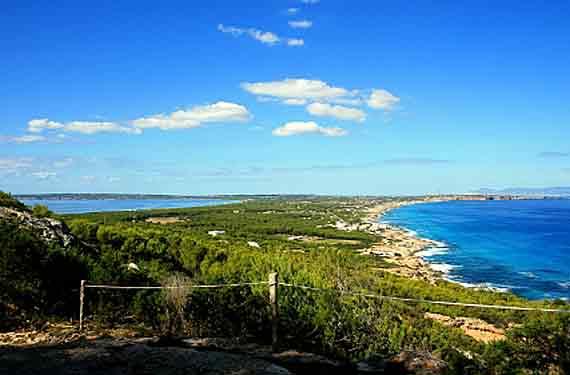 Balearen, Formentor - Landschaft ( Urlaub, Reisen, Lastminute-Reisen, Pauschalreisen )