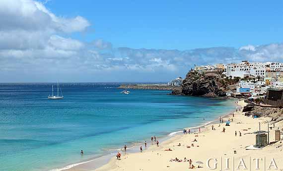 Kanaren, Fuerteventura - Halbinsel Jandia, Dorf Morro ( Urlaub, Reisen, Lastminute-Reisen, Pauschalreisen )