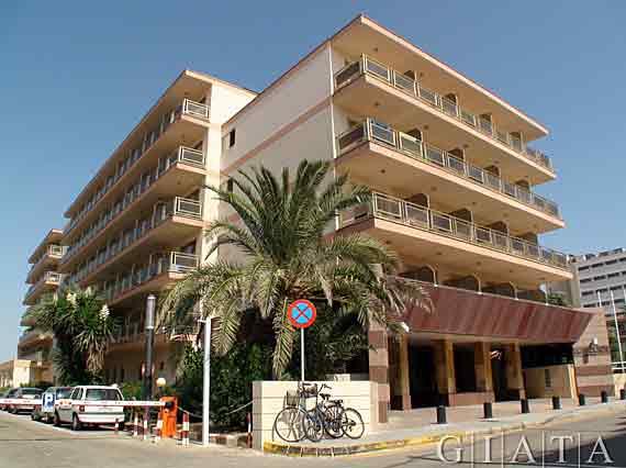 Hotel Helios - Can Pastilla, Playa de Palma, Mallorca ( Urlaub, Reisen, Lastminute-Reisen, Pauschalreisen )