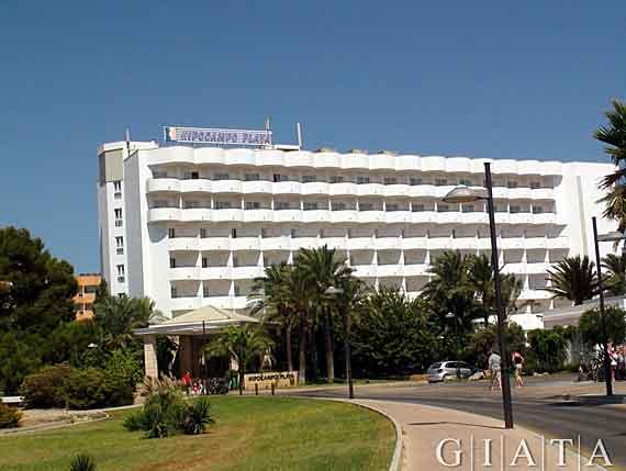 Hipotels Hipocampo Playa, Cala Millor, Mallorca ( Urlaub, Reisen, Lastminute-Reisen, Pauschalreisen )
