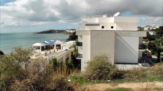 Hotel Alisios in Albufeira - Algarve, Portugal ( Urlaub, Reisen, Lastminute-Reisen, Pauschalreisen )