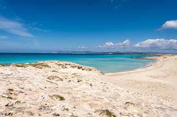 Balearen, Formentor - Illetes Beachauf der Halbinsel Es Trucadors ( Urlaub, Reisen, Lastminute-Reisen, Pauschalreisen )