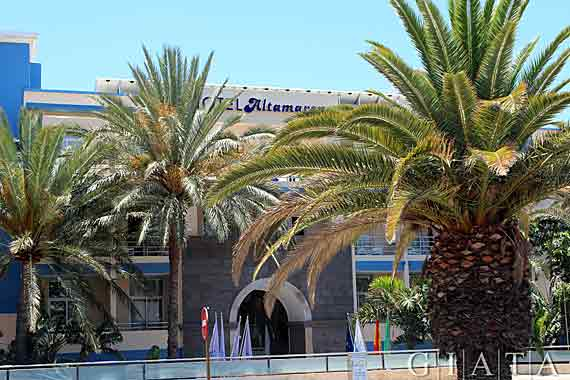 Hotel IFA Altamarena - Jandia, Fuerteventura, Kanaren ( Urlaub, Reisen, Lastminute-Reisen, Pauschalreisen )