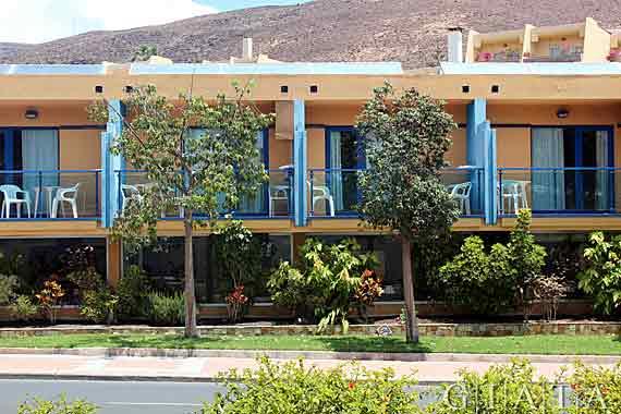 Aparthotel Jandia Luz - Jandia, Morro Jable, Fuerteventura, Kanaren ( Urlaub, Reisen, Lastminute-Reisen, Pauschalreisen )