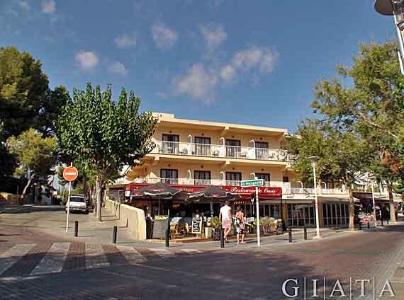 Hostal Katya - Paguera (Peguera), Mallorca ( Urlaub, Reisen, Lastminute-Reisen, Pauschalreisen )