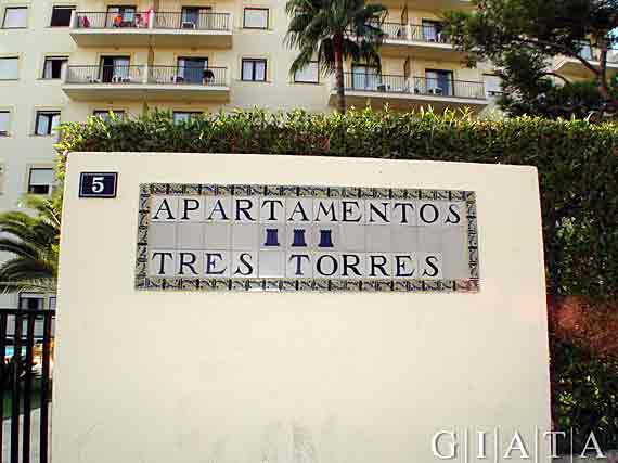 Appartements Tres Torres - Playa de Palma, Mallorca ( Urlaub, Reisen, Lastminute-Reisen, Pauschalreisen )