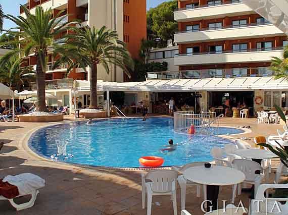 Hotel Linda Playa Paguera Mallorca
