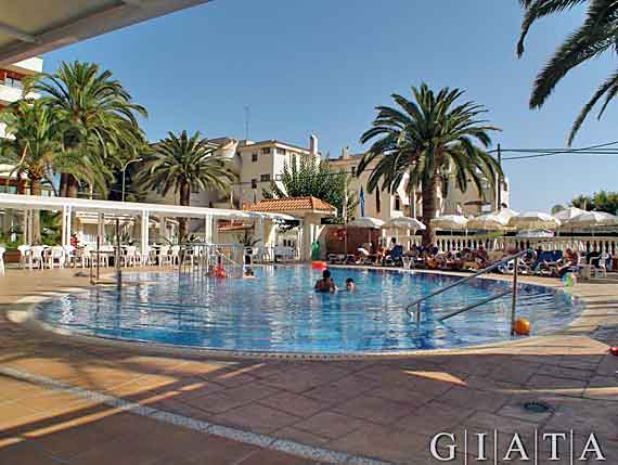 Hotel HSM Linda Playa - Paguera (Peguera), Mallorca ( Urlaub, Reisen, Lastminute-Reisen, Pauschalreisen )
