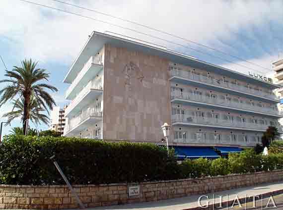 Hotel & Appartements Luxor - Playa de Palma, Mallorca ( Urlaub, Reisen, Lastminute-Reisen, Pauschalreisen )