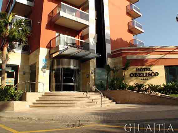 Hotel Obelisco - Playa de Palma, Mallorca, Spanien ( Urlaub, Reisen, Lastminute-Reisen, Pauschalreisen )