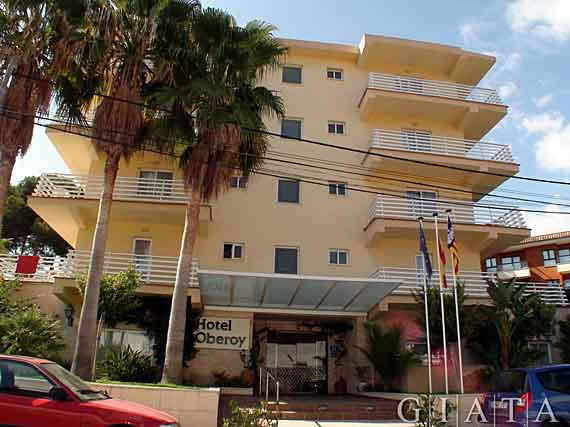 Hotel Roc Oberoy - Paguera (Peguera), Mallorca ( Urlaub, Reisen, Lastminute-Reisen, Pauschalreisen )