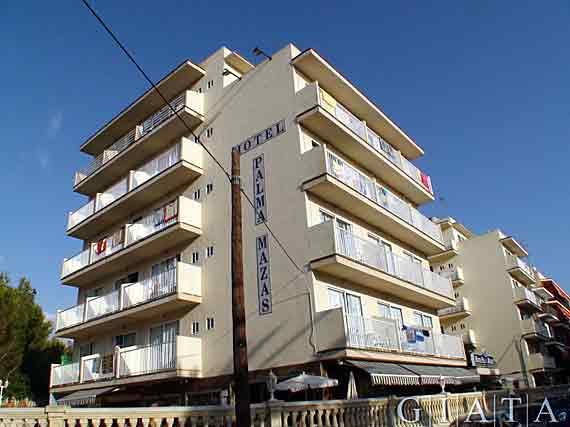 Hotel palma mazas s 39 arenal mallorca spanien for Design hotel mallorca last minute