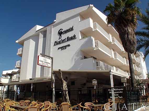 Aparthotel Grupotel Picafort Beach, Ca'n Picafort, Mallorca ( Urlaub, Reisen, Lastminute-Reisen, Pauschalreisen )