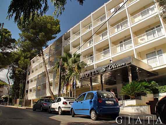 Aparthotel HSM S'Olivera - Paguera (Peguera), Mallorca ( Urlaub, Reisen, Lastminute-Reisen, Pauschalreisen )