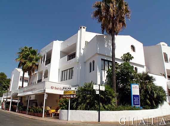 Aparthotel Sol Cala d'Or  - Cala d'Or, Mallorca ( Urlaub, Reisen, Lastminute-Reisen, Pauschalreisen )