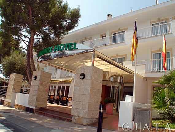 Hotel Tamarix - Cala Ferrera, Cala d'Or, Mallorca ( Urlaub, Reisen, Lastminute-Reisen, Pauschalreisen )