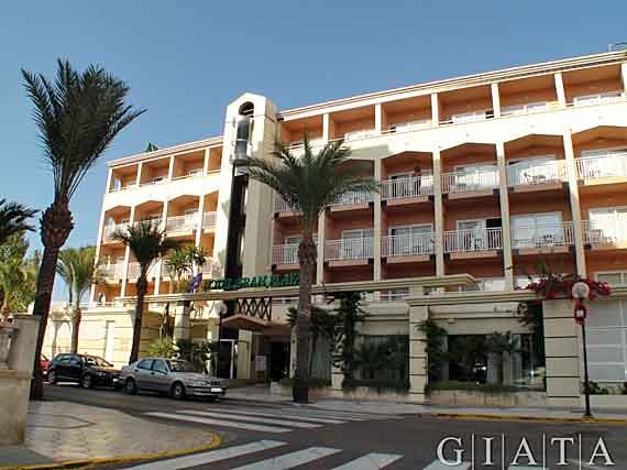 Hotel THB Gran Playa, Ca'n Picafort, Mallorca ( Urlaub, Reisen, Lastminute-Reisen, Pauschalreisen )