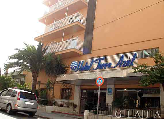 Hotel Torre Azul - El Arenal, Playa de Palma, Mallorca ( Urlaub, Reisen, Lastminute-Reisen, Pauschalreisen )