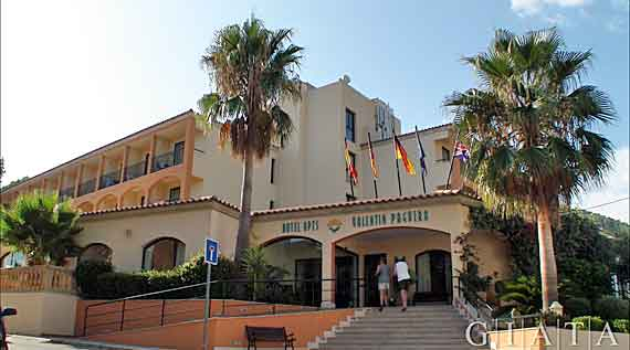 Hotel Valentin Paguera - Paguera (Peguera), Mallorca ( Urlaub, Reisen, Lastminute-Reisen, Pauschalreisen )