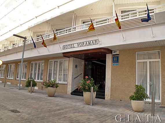 Hotel Voramar - Cala Millor, Mallorca, Balearen ( Urlaub, Reisen, Lastminute-Reisen, Pauschalreisen )